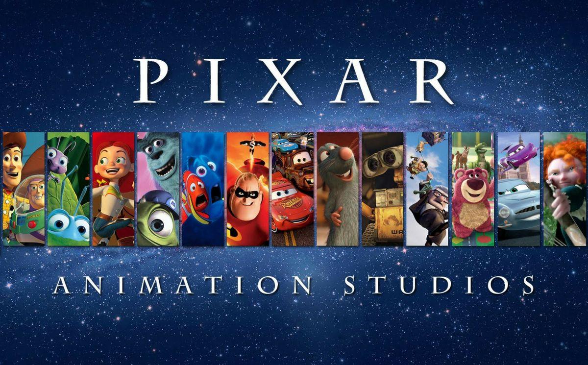 Pixar filmy animowane