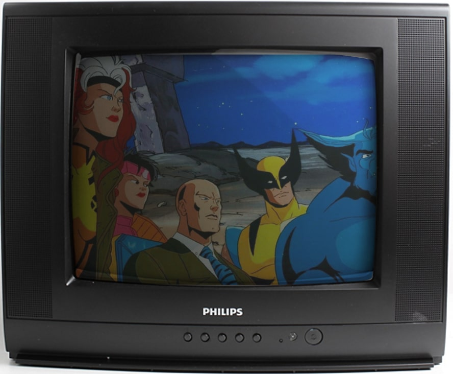 x-men serial animowany w tv