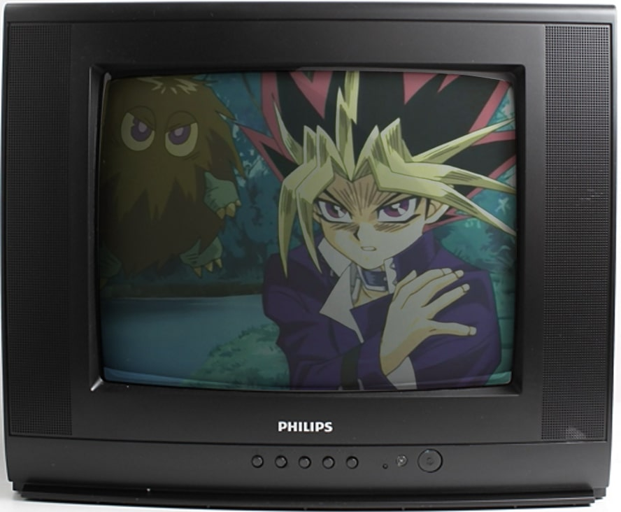 serial animowany yugioh w tv