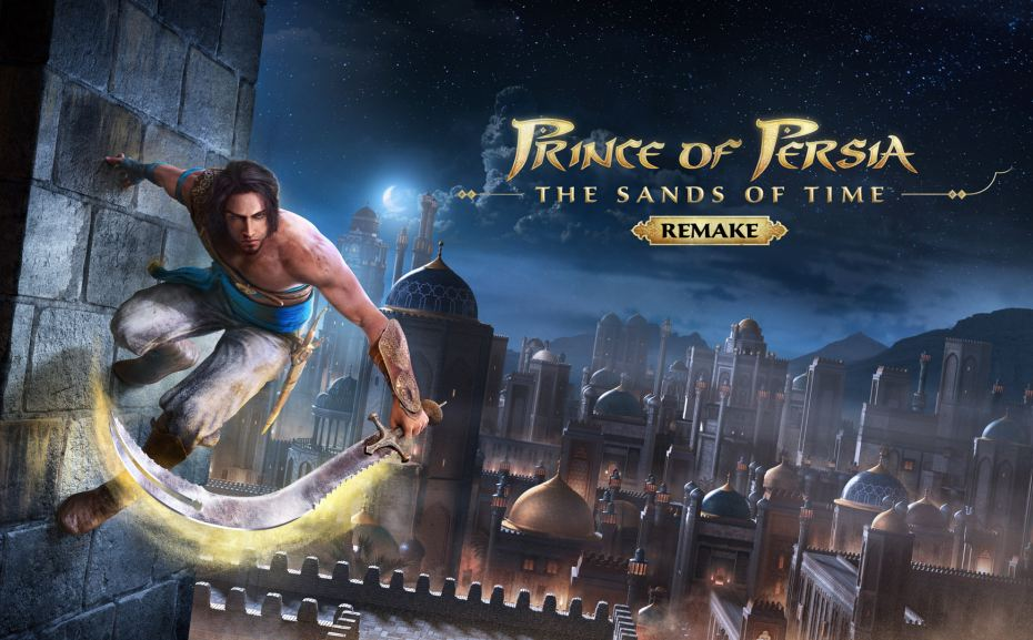 """Remake """"Prince of Persia: Sands of Time"""" zapowiedziany!"""