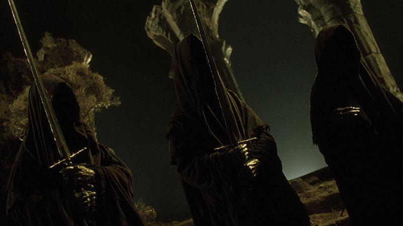 Tolkien Nazgule