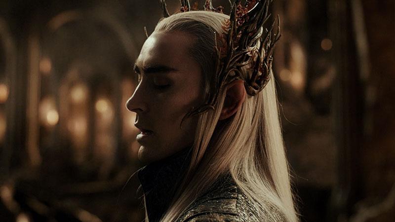 Tolkien Elfy