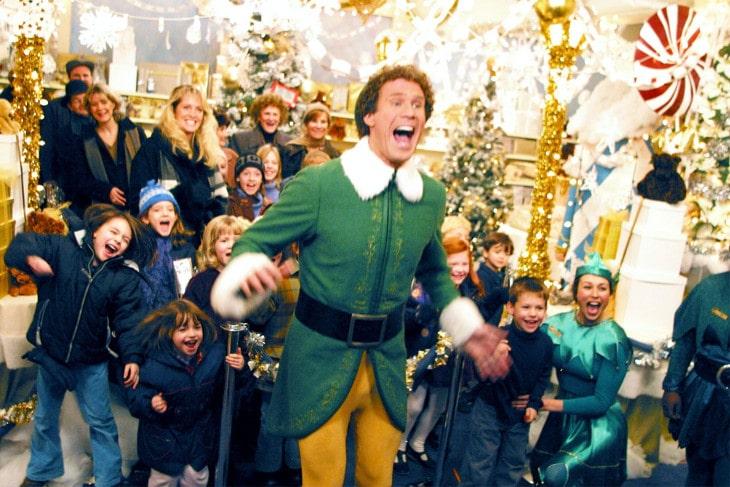 Will Ferrell jako Elf