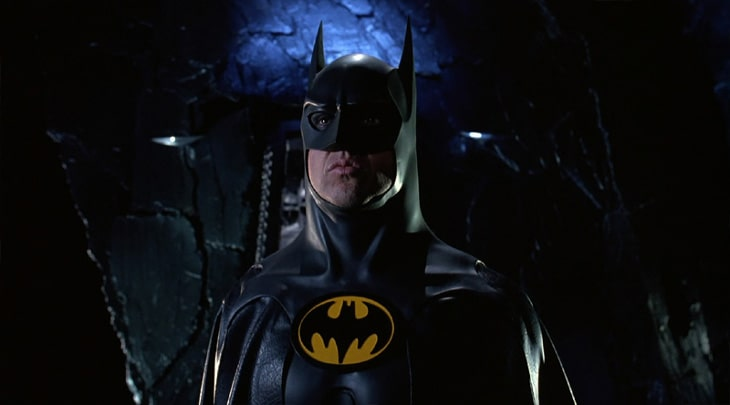 Michael Keaton jako Batman