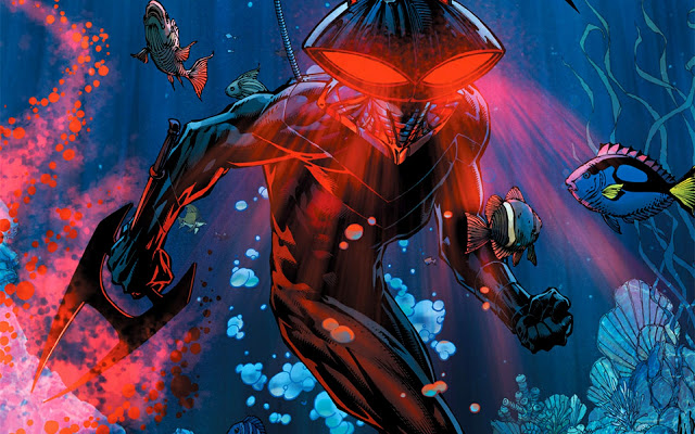Black Manta will get her own comic series from DC Comics