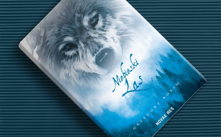 """The fantastic debut of Grzegorz Babin - """"Blue Forest"""" is already in bookstores"""