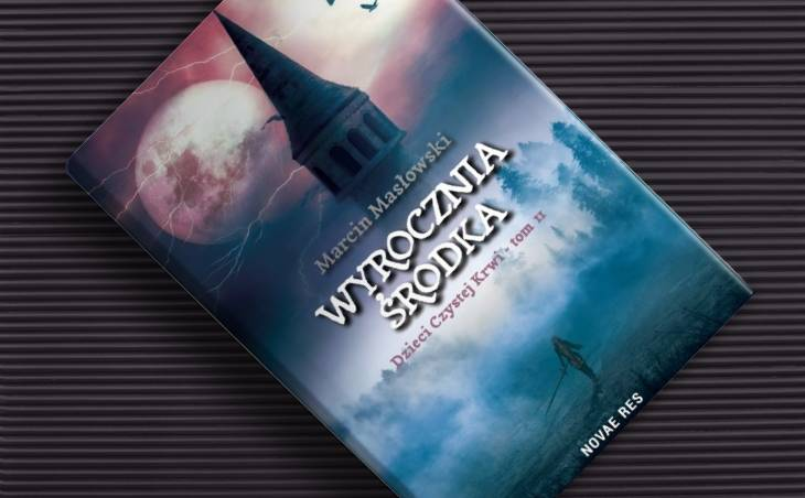 """Marcin Masłowski's """"Oracle of the Middle"""" is now on sale!"""