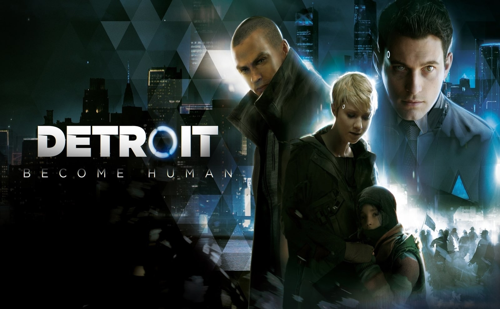 """Android is also human - the essence of humanity in """"Detroit: Become Human"""""""