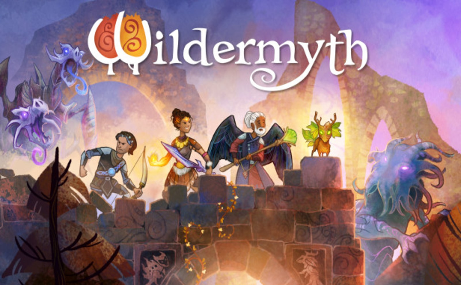 """A treat for all RPG fans and not only - review of the game """"Wildermyth"""""""